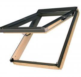 Окна с комбинированной системой открывания Fakro