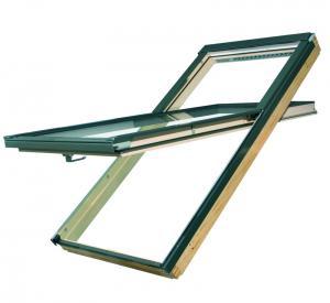 Окна с приподнятой осью поворота створки Fakro