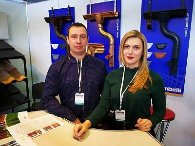 """Компания Руфсистемс на выставке """"Деревянное и каркасное домостроение. Баня – 2018"""""""